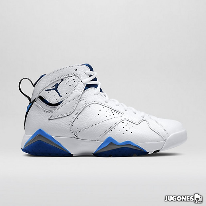 abaa2a072830 Nike Air Jordan 7 Retro French Blue