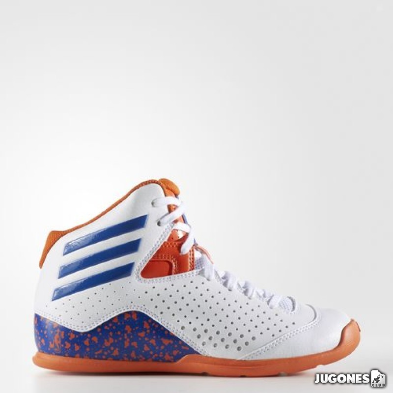 timeless design b35ea 1fcf6 adidas Boys Nxt Lvl SPD Iv NBA K Basketball Shoes