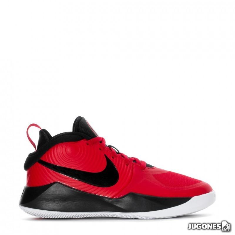 Pickering arrendamiento en  Nike Team Hustle D9 (GS)