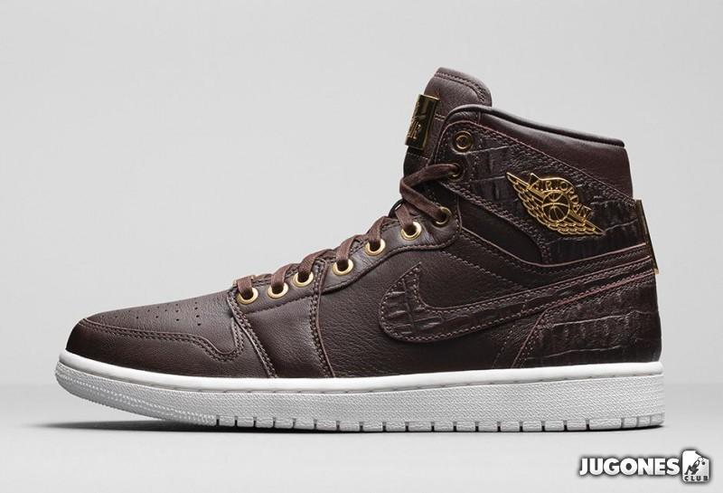 ab26db3b12e Nike Air Jordan 1 Pinnacle Croc