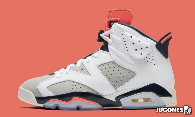 bd21a46f09ed Air Jordan 6 Retro Tinker Hatfield
