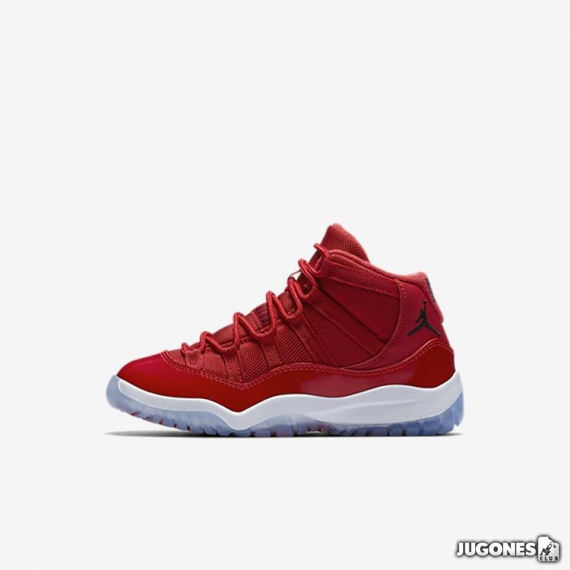 Air Jordan 11 Niño