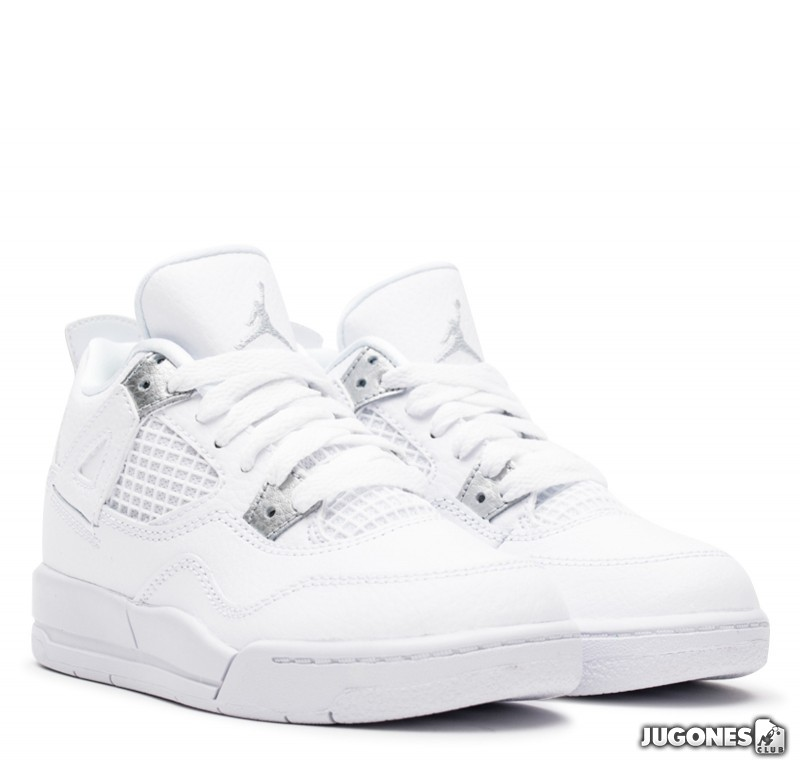 da66fdfa3f8869 Nike Air Jordan 4 Pure Money PS