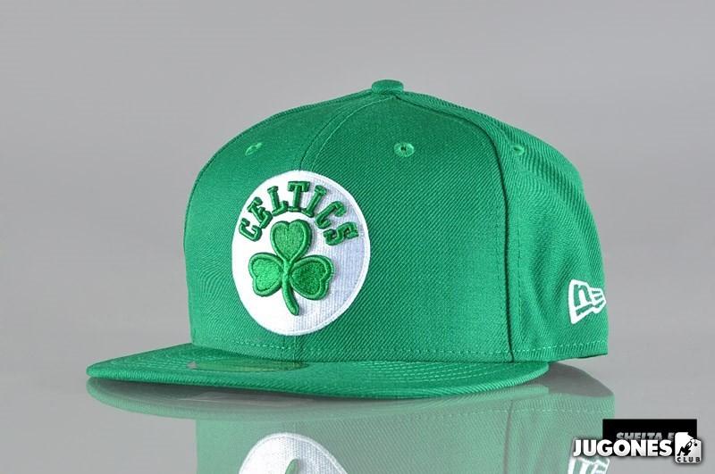 New Era Boston Celtics Hat 3160f1e11302
