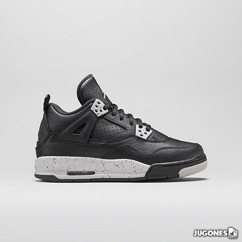 sports shoes 4c1a6 6a0b6 Nike Air Jordan 4 Retro Oreo GS