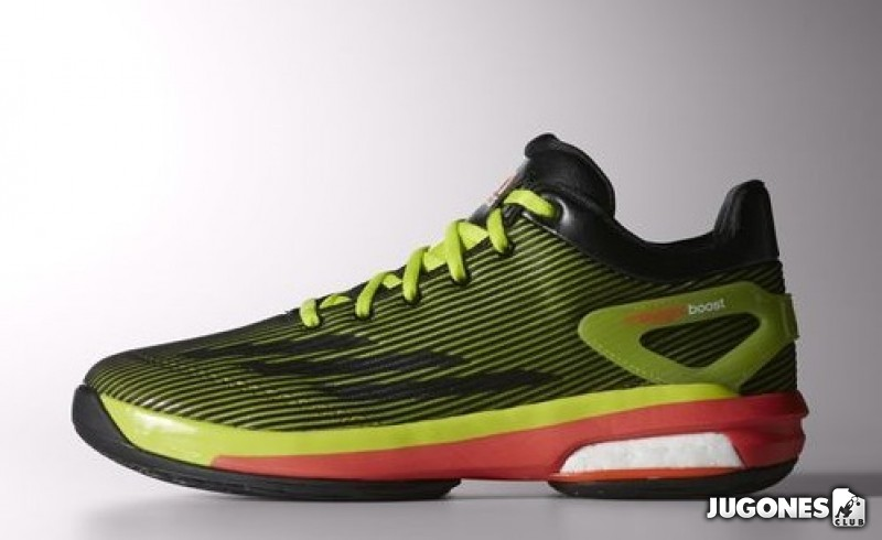huge discount 757db 56478 ADIDAS Crazylight Boost Low