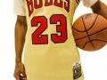 Jordan`96 Gold Jersey