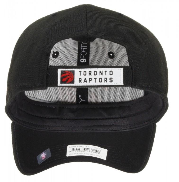 quality design 6e839 3d297 New Era 9Forty Toronto Raptors Cap 2