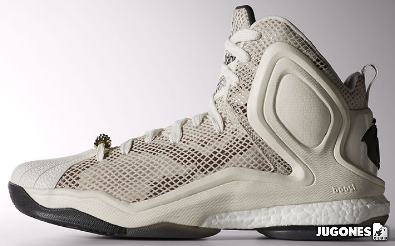 on sale 58d8c 0edeb ADIDAS D Rose 5 Boost Superstar Edition (All Star)