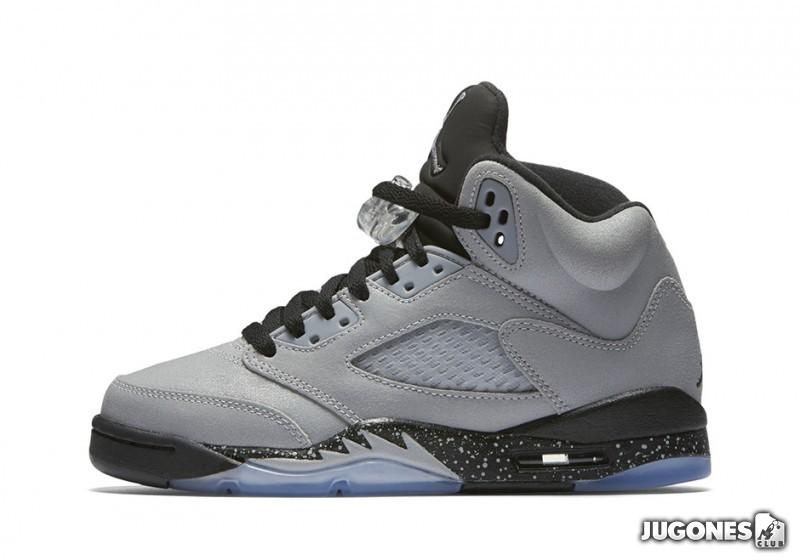cheap for discount ca244 5e040 Nike Air Jordan 5 GG Wolf Grey