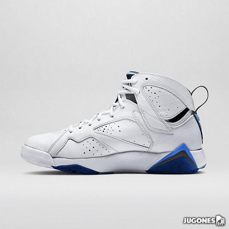 free shipping ef331 deadc Nike Air Jordan 7 Retro French Blue
