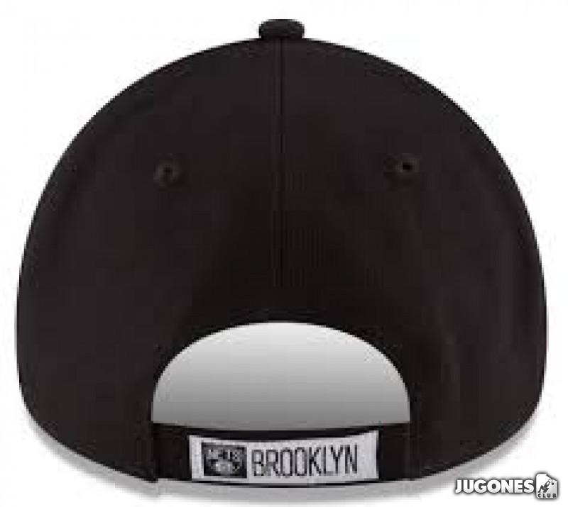 gorra new era 9forty brooklyn nets 2a0edbabdf1