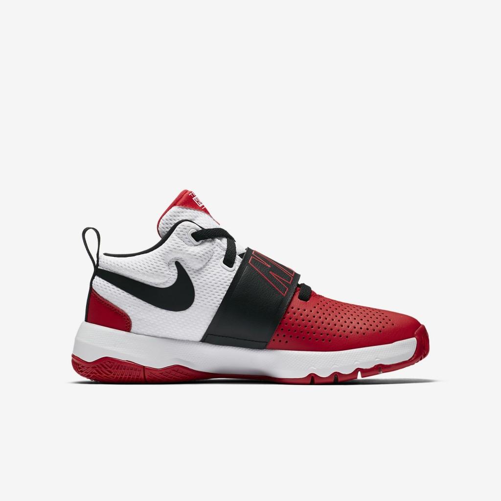 7fd074ce288 Nike Team Hustle D8 (GS)