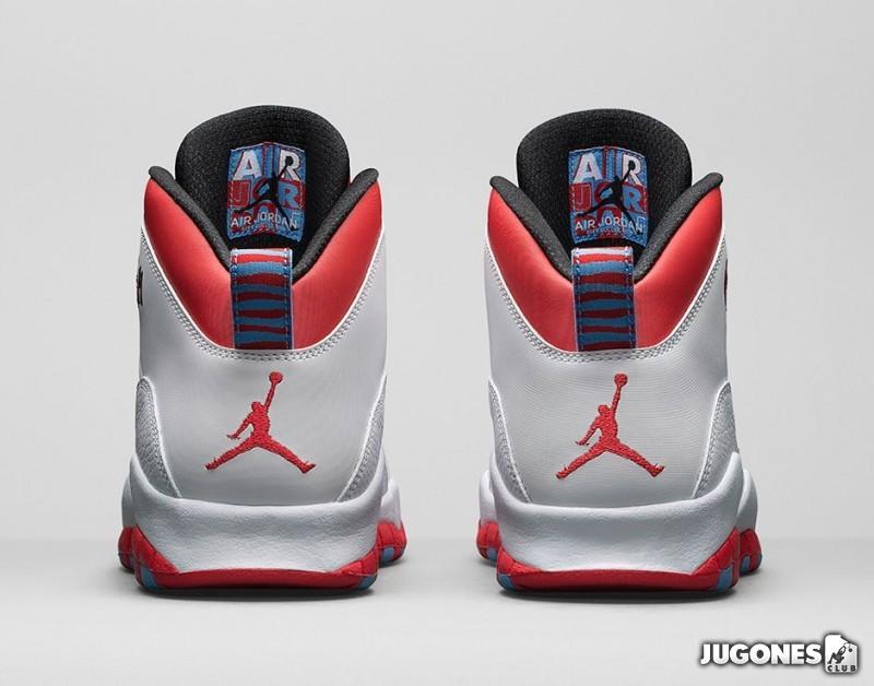 fe8fbab3418 Air Jordan 10 Retro Chicago