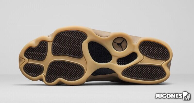 new style f6b58 3a2fb ... Air Jordan 13 Retro `Wheat`