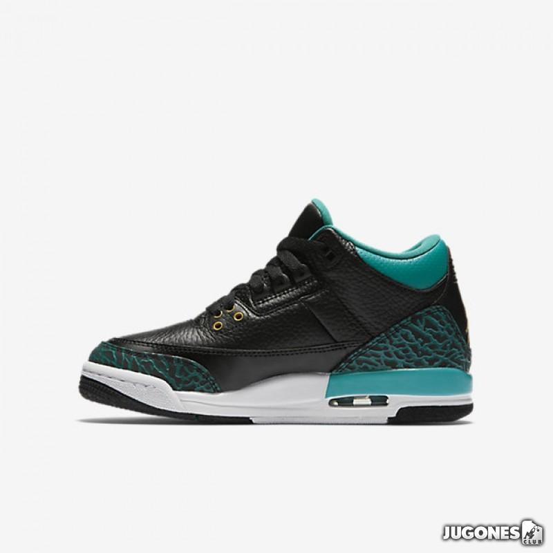 Air Jordan 3 Niño