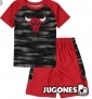 Conjunto Double Dribble Bulls
