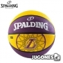 Balon Spalding team balls Lakers Talla 7