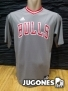 Camiseta NBA Chicago Bulls  Manga corta