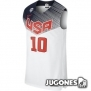 Camiseta USA Impresa Kyrie Irving