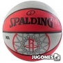 Balon Spalding team balls Houston Rockets Talla 7