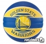 Balon Spalding team balls Golden State Warriors Talla 5