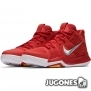 Kyrie 3 (GS)'Red Suede'