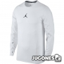 Camiseta Manga Larga Jordan Flight Basketball