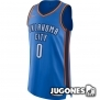 Camiseta NBA Authentic Russell Westbrook