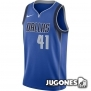 Camiseta NBA Swingman Nowitzki Dallas