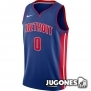 Camiseta NBA Swingman Drumond Detroit