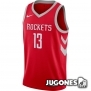 Camiseta NBA Swingman Harden Rockets