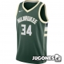 Camiseta NBA Swingman Antetokounmpo Milwaukee