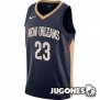 Camiseta NBA Swingman Davis New Orleans