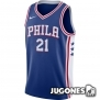 Camiseta NBA Swingman Embiid 76ers