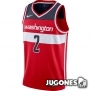 Camiseta NBA Swingman Wall Wizards