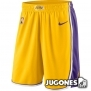 Pantalon Nike Swingman Lakers