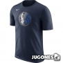 Camiseta Nike Dry Logo Dallas Mavericks