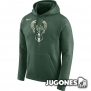 Sudadera Nike Milwaukee Bucks
