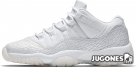 Jordan 11 Retro Low 'Frost White' GG