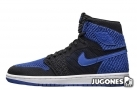 Jordan 1 Retro High Flyknit 'Royal'