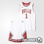 Minikit NBA - Derrick Rose