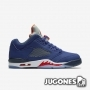 Air Jordan 5 Retro low ''Knicks''