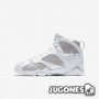 Air Jordan 7 Retro 'Pure Platinum' GS