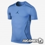 Camiseta Compression Jordan AJ All Season manga corta