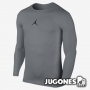 Camiseta Compression Jordan AJ All Season manga larga