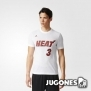 Camiseta Miami Heat Gametime