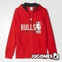Sudadera Bulls Graphic