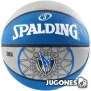 Balon Spalding team balls Mavericks  Talla 7