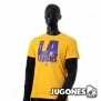 Camiseta 3 en 1 Adidas LA Lakers